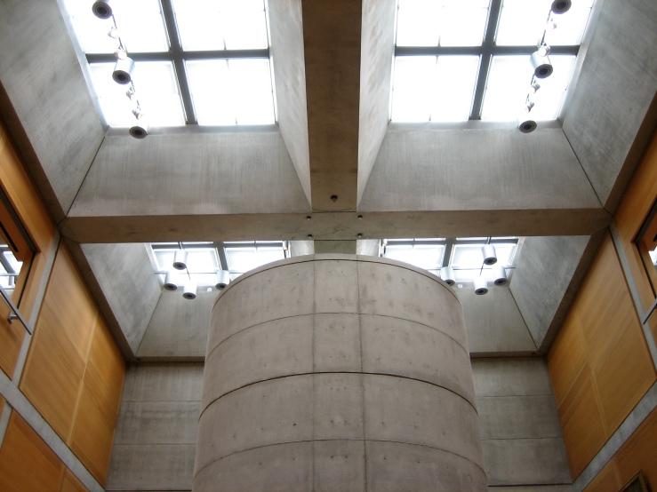 british                                                                                        art gallery, louis i. kahn