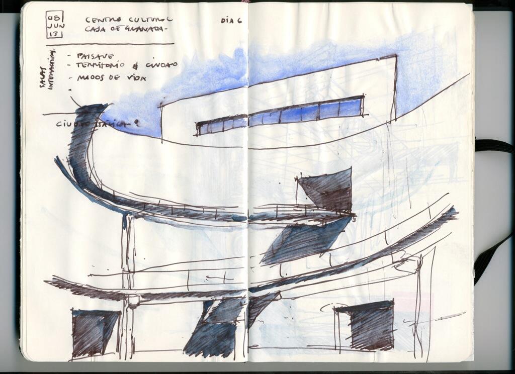 caja de granada anonymous architecture. Black Bedroom Furniture Sets. Home Design Ideas